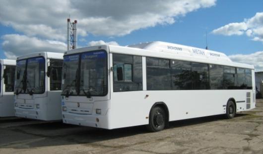 В Удмуртии закупят автобусы и технику на газомоторном топливе