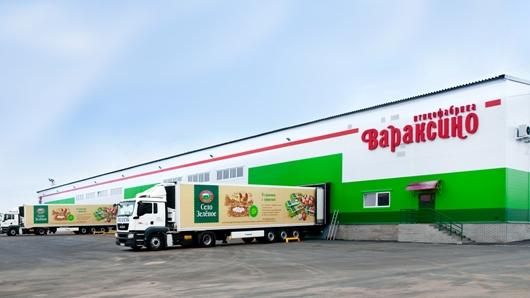 Холдинг «КОМОС ГРУПП» открыл на птицефабрике «Вараксино» новый логистический центр