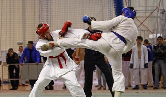 Ижевчане стали призерами Всероссийского турнира по рукопашному бою