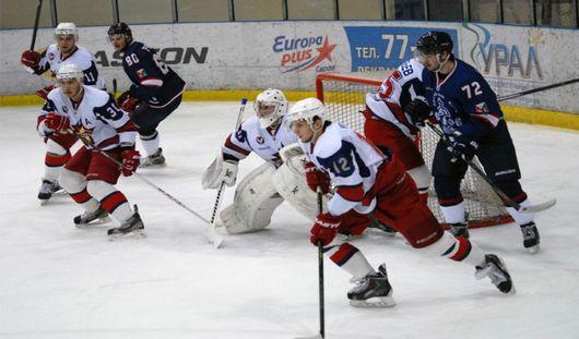 «Ижсталь» проиграла на выезде в Рязани со счетом 0:2