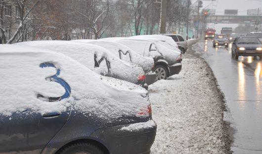 Снежная и теплая погода ожидает ижевчан на неделе