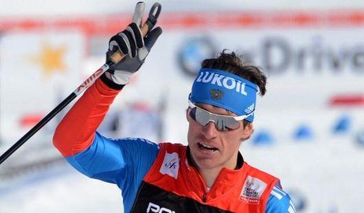 Лыжник из Удмуртии Максим Вылегжанин в пасьюте на этапе Кубка мира финишировал 14-м
