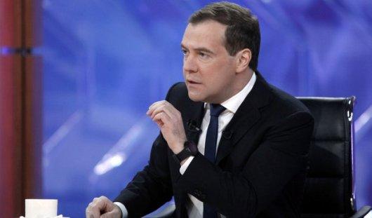 10 декабря Дмитрий Медведев ответит на все вопросы представителей СМИ