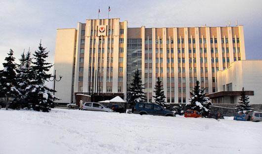Бюджет Удмуртии на 2015 год принят с дефицитом 4,7 миллиарда рублей