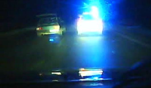 В Удмуртии сотрудники ДПС открыли стрельбу, чтобы остановить водителя «девятки»