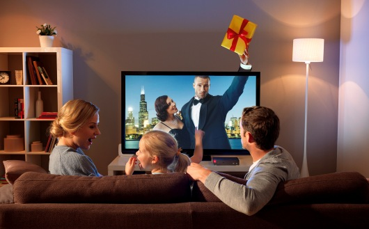 «Дом.ru» и канал Amedia Premium HD дарят подарки в «ВКонтакте»
