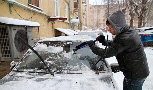 Как ижевчанам утеплить автомобиль и сколько это будет стоить