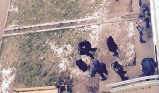 Ижевчанин четырежды выстрелил в полицейского из травматического пистолета