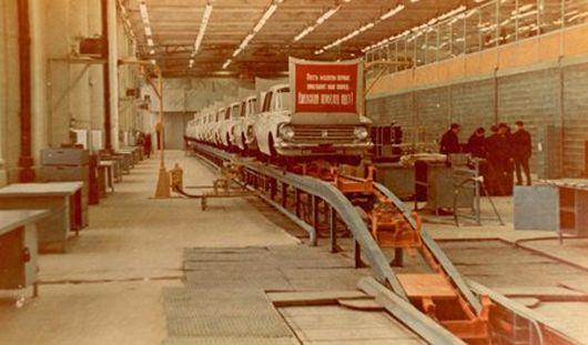 Есть повод: 48 лет назад в Ижевске выпустили первый «Москвич»