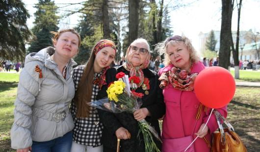 Волонтеры Удмуртии станут участниками юбилейного парада Победы в Москве