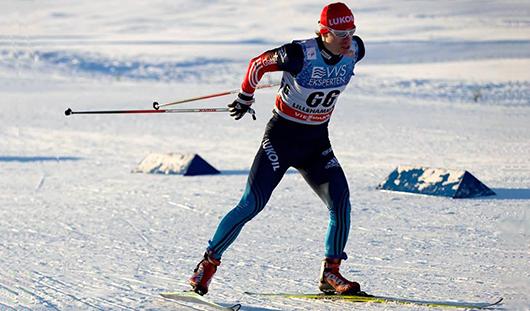 Лыжник из Удмуртии Максим Вылегжанин стал 9-м в гонке на этапе Кубка мира в Давосе