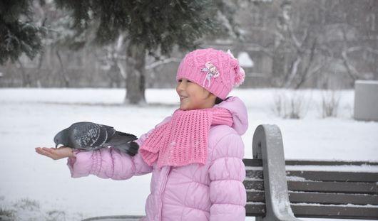 На неделе в Ижевске столбик термометра не опустится ниже -7 градусов