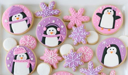 В Интернете появилась вакансия мастера по росписи печенья