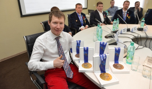 Удмуртский паралимпиец Владислав Лекомцев стал обладателем трех медалей на Кубке мира