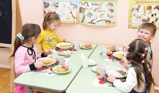 В Удмуртии установили среднюю плату за детский сад