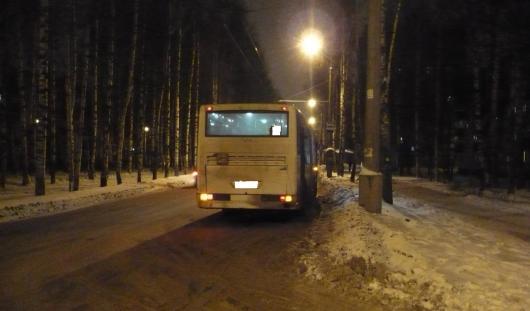 В автобусах Ижевска пострадали два пассажира