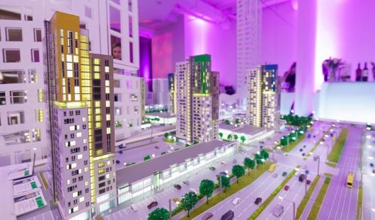 ТАЛАН представил в Перми современный квартал «Новый Центр»
