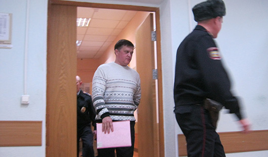 В Удмуртии судят экс-главу Администрации Балезинского района, убившего девушку