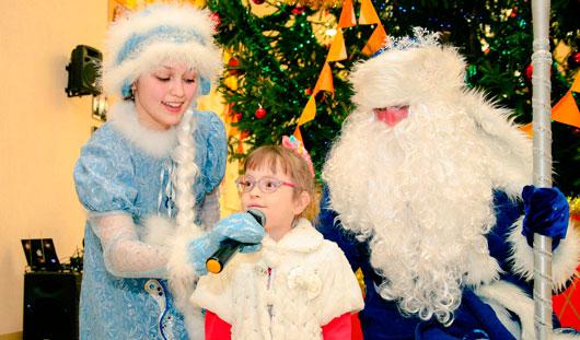 Акция «Стань Дедом Морозом» в Ижевске: благотворительный утренник состоялся!