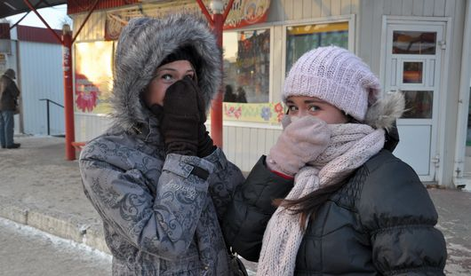 Похолодание придет в Ижевск после 25 декабря