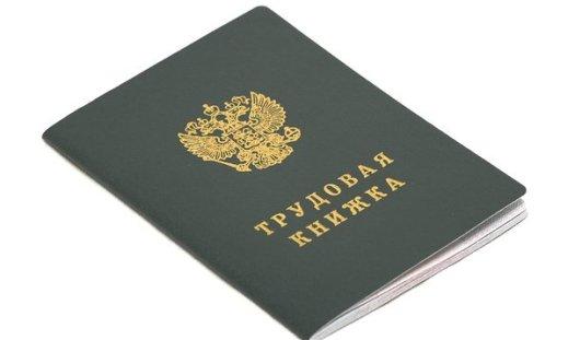 В России отменят трудовые книжки в 2017 году