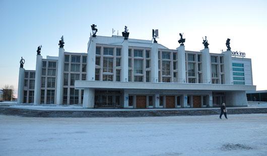Реконструированный Театр оперы и балета в Ижевске откроется в начале 2015 года