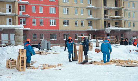 635 тысяч квадратных метров жилья планируется ввести в Удмуртии в 2015 году