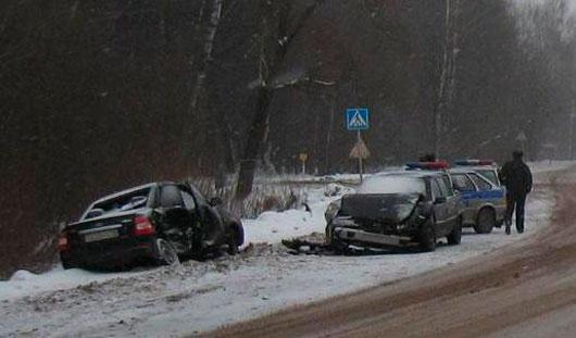 В Удмуртии перед Новым годом увеличилось количество аварий