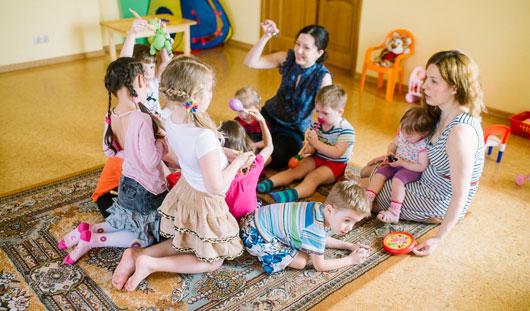 Из хобби в бизнес: ижевчанка любила заниматься с детьми и открыла частный детсад