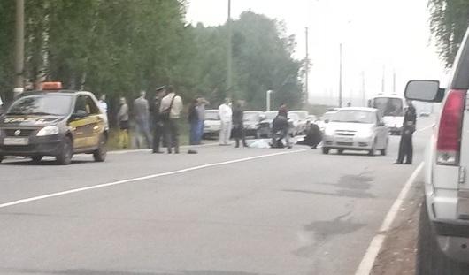 В Ижевске не будут судить таксиста, который проехал по двум мужчинам около аэропорта