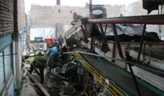 Из-за аварии в Балезино 40 домов могут остаться без горячей воды