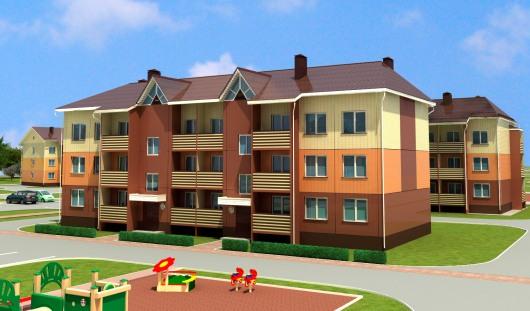 Загородный поселок «Зеленодолье»: два детских сада, школа и физкультурно-оздоровительный комплекс с бассейном
