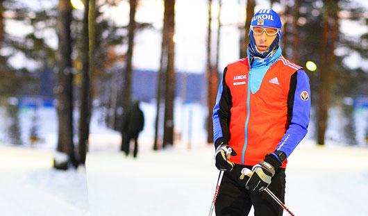 Лыжник из Удмуртии Константин Главатских стал победителем в индивидуальной гонке на «Красногорской лыжне-2014»