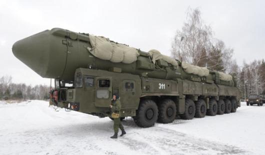 Воткинская ракета «Ярс» успешно поразила цель на Камчатке