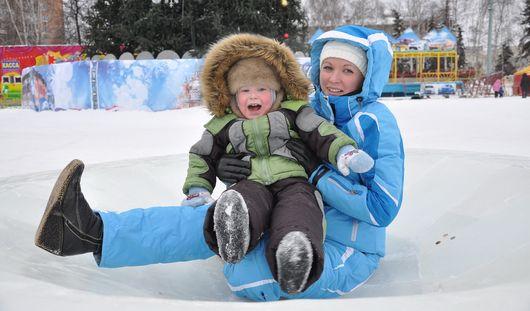 В первые дни нового года в Ижевске ожидается морозная погода
