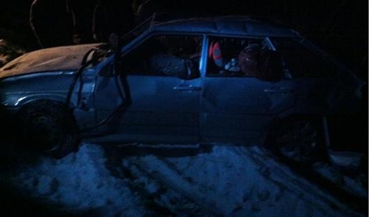 В Пермском крае в аварии погибли два жителя Удмуртии