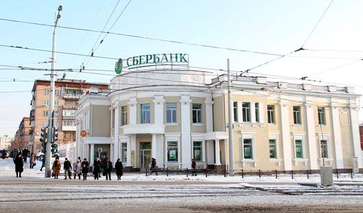 Улица Ленина: рынок у «111-го» и первая в Ижевске рождественкая ель