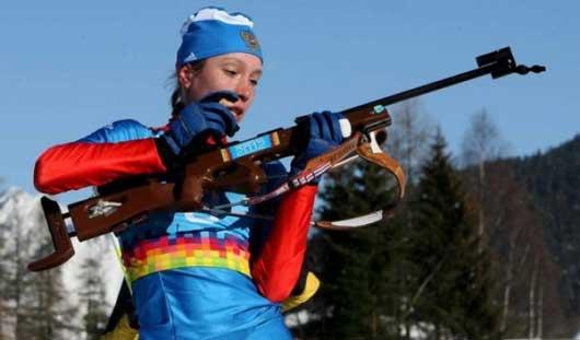Биатлонистка из Удмуртии Ульяна Кайшева вошла в состав сборной России на чемпионат Европы среди юниоров
