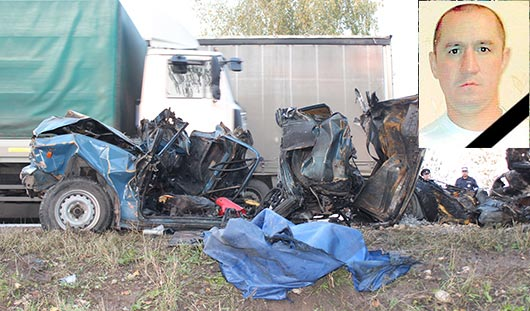 Виновнику аварии, в которой заживо сгорел ижевчанин, дали 1 год лишения свободы