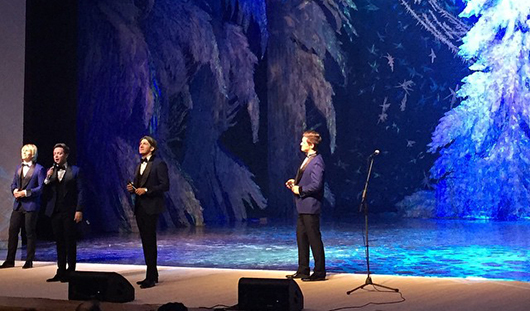 В обновленном Театре оперы и балета в Ижевске прошел концерт