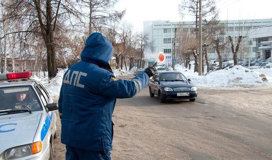 31 декабря в Удмуртии 24 водителя сели за руль пьяными