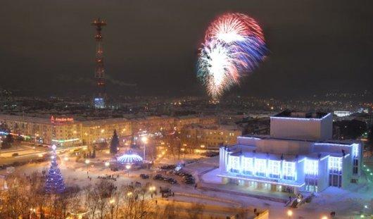 Новогодняя ночь в Удмуртии прошла без происшествий