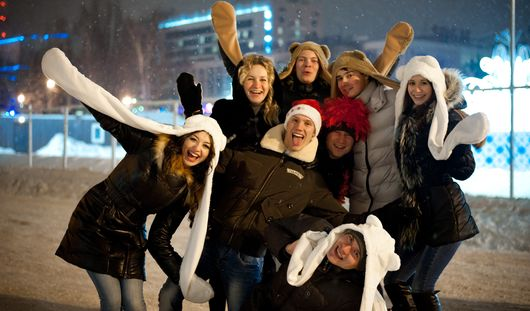 Ижевчане мечтают в 2015 году найти любовь и отправиться в путешествие