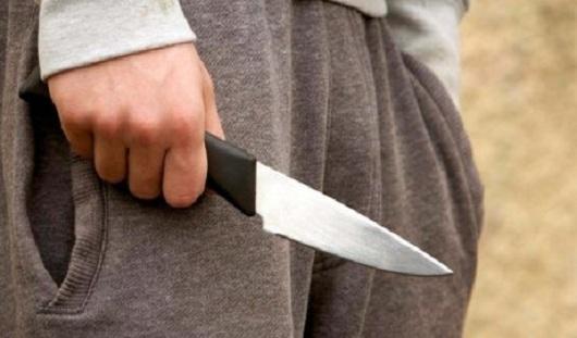 Полицейские Ижевска поймали подозреваемого, который ножом ранил приятеля