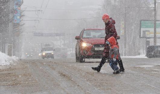 В Ижевск пришло потепление