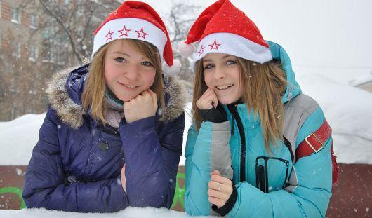 На смену новогодней оттепели в Ижевск придут рождественские морозы