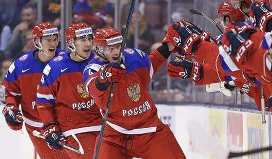 В финале молодежного чемпионата мира сыграют хоккеисты России и Канады