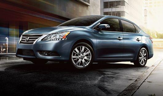 Автомобиль Nissan Sentra ижевского производства с нового года подорожал на 53 тысячи рублей