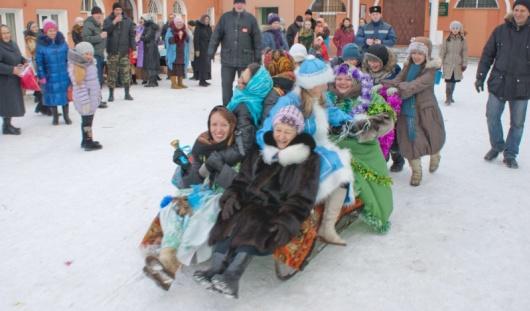 В Ижевске 7 и 8 января пройдут рождественские гуляния
