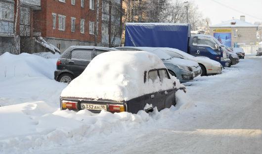 Метеорологи предупреждают жителей Удмуртии об аномальном холоде